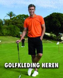 Golfkleding Heren