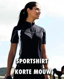 Sportshirt korte mouw