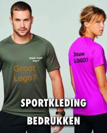 Sportkleding bedrukken