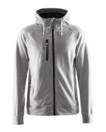 Fleece Vest Craft Hood Heren