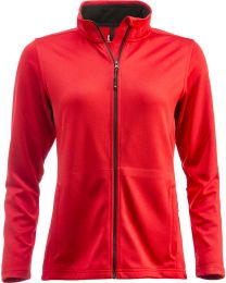 Fleece Vest Twin Lakes Full Zip Dames