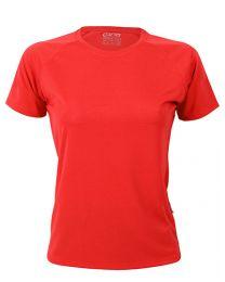 Hardloop shirt, dames. Tech Tee.