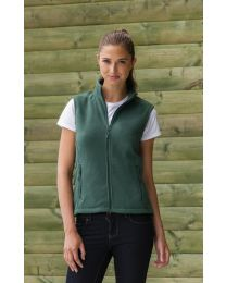 Fleece Bodywarmer Russell Outdoor Dames