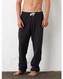 Joggingbroek Bella + Canvas Unisex poly/cotton fleece long scrunch pant