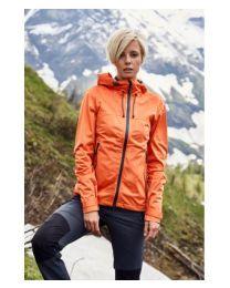 James & Nicholson Outdoor softshell jacket Dames