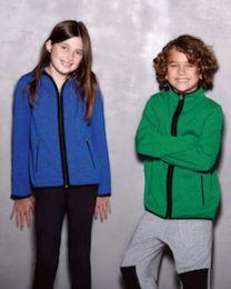 Fleece Vest Stedman Active Knit Kinderen
