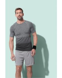 Sport T-shirt Active Seamless Heren