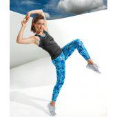 TriDri® performance Hexoflage®-legging voor dames.