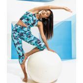 TriDri® Performance legging voor dames ¾ lengte.